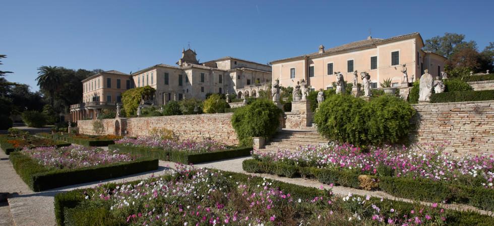Villa Bonaccorsi giardini