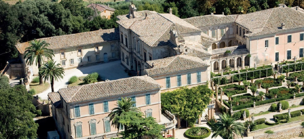 Villa Bonaccorsi panoramica