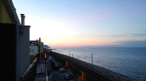 attico con terrazzo e garage fronte mare porto potenza picena nord agenzia immobiliare parigi 04
