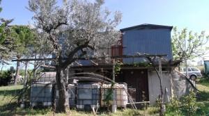 terreno agricolo in vendita a Potenza Picena frazione casette antonelli agenzia immobiliare parigi snc 02