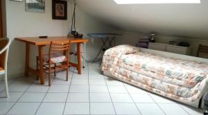 appartamento 4 locali con mansarda, garage, terrazzo e ascensore colle bianco potenza picena agenzia immobiliare parigi 03