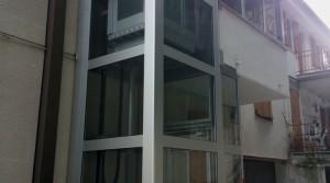 appartamento 4 locali con mansarda, garage, terrazzo e ascensore colle bianco potenza picena agenzia immobiliare parigi 08