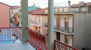 Vendesi appartamento porto potenza picena piano secondo con soffitta e terrazzi ingresso indipendente immobiliare parigi 06