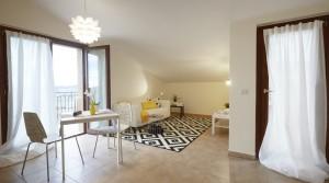 appartamento nuova costruzione con garage in vendita casette antonelli Potenza Picena agenzia immobiliare parigi 01