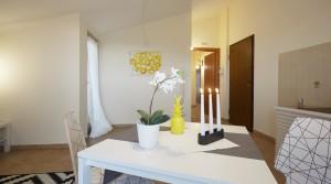 appartamento nuova costruzione con garage in vendita casette antonelli Potenza Picena agenzia immobiliare parigi 04