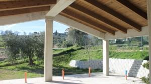 villetta nuova costruzione casa singola con giardino classe A++ agenzia immobiliare parigi Porto Potenza Picena 03