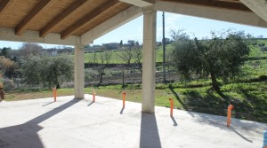 villetta nuova costruzione casa singola con giardino classe A++ agenzia immobiliare parigi Porto Potenza Picena 04