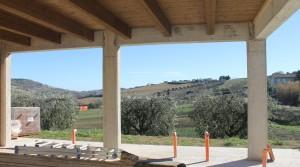 villetta nuova costruzione casa singola con giardino classe A++ agenzia immobiliare parigi Porto Potenza Picena 05