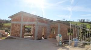 villetta nuova costruzione casa singola con giardino classe A++ agenzia immobiliare parigi Porto Potenza Picena 07