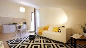 appartamento nuova costruzione con garage in vendita casette antonelli Potenza Picena agenzia immobiliare parigi 16
