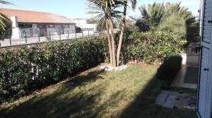 appartamento in affitto piano terra con giardino e garage agenzia immobiliare parigi di cruciani stefano compravendite e locazioni 04