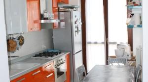 appartamento trilocale con garage in vendita Potenza Picena agenzia immobiliare parigi di cruciani stefano compravendite e affitti 02