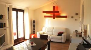 appartamento trilocale con doppi terrazzi e garage in affitto potenza picena mc agenzia immobiliare parigi di cruciani stefano 03