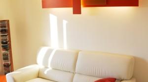 appartamento trilocale con doppi terrazzi e garage in affitto potenza picena mc agenzia immobiliare parigi di cruciani stefano 04