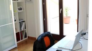 appartamento trilocale con doppi terrazzi e garage in affitto potenza picena mc agenzia immobiliare parigi di cruciani stefano 11