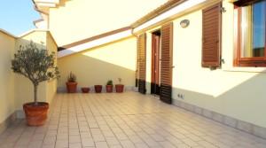 appartamento trilocale con doppi terrazzi e garage in affitto potenza picena mc agenzia immobiliare parigi di cruciani stefano 13