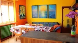 appartamento in vendita con terrazzo e soffitta potenza picena agenzia immobiliare parigi di cruciani stefano 03