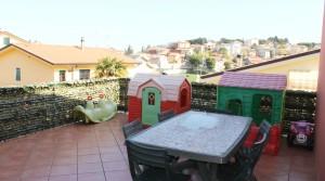 appartamento in vendita con terrazzo e soffitta potenza picena agenzia immobiliare parigi di cruciani stefano 05