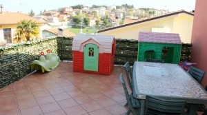 appartamento in vendita con terrazzo e soffitta potenza picena agenzia immobiliare parigi di cruciani stefano 06