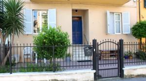 Appartamento piano terra con ingresso indipendente, corte, garage e cantina Porto Potenza Picena centro immobiliare parigi di cruciani stefano 02