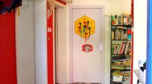 Appartamento piano terra con ingresso indipendente, corte, garage e cantina Porto Potenza Picena centro immobiliare parigi di cruciani stefano 05