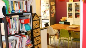 Appartamento piano terra con ingresso indipendente, corte, garage e cantina Porto Potenza Picena centro immobiliare parigi di cruciani stefano 06