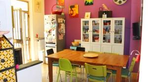 Appartamento piano terra con ingresso indipendente, corte, garage e cantina Porto Potenza Picena centro immobiliare parigi di cruciani stefano 07