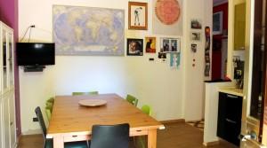 Appartamento piano terra con ingresso indipendente, corte, garage e cantina Porto Potenza Picena centro immobiliare parigi di cruciani stefano 09