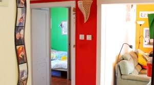 Appartamento piano terra con ingresso indipendente, corte, garage e cantina Porto Potenza Picena centro immobiliare parigi di cruciani stefano 10