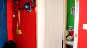 Appartamento piano terra con ingresso indipendente, corte, garage e cantina Porto Potenza Picena centro immobiliare parigi di cruciani stefano 13
