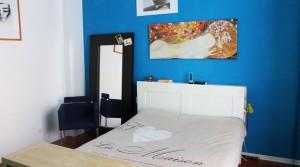 Appartamento piano terra con ingresso indipendente, corte, garage e cantina Porto Potenza Picena centro immobiliare parigi di cruciani stefano 20