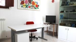 appartamento in vendita al piano terra con corte esclusiva ed ingrsso indipendente potenza picena casette torresi agenzia immobiliare parigi di cruciani stefano 12