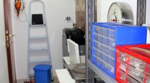 appartamento in vendita al piano terra con corte esclusiva ed ingrsso indipendente potenza picena casette torresi agenzia immobiliare parigi di cruciani stefano 15