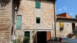 casa cielo terra con cantina e garage in vendita a potenza picena centro storico agenzia immobiliare parigi compravendite e affitti 01