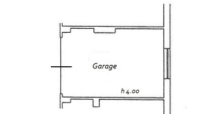 Vendita appartamento trilocale con garage porto potenza picena casette antonelli agenzia immobiliare parigi di cruciani stefano 14 plan garage