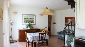 appartamento trilocale in vendita con mansarda, terrazzo e garage potenza picena agenzia immobiliare parigi di cruciani stefano 03