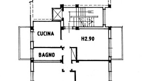 Agenzia immobiliare parigi di cruciani stefano vende appartamento con garage e soffitta porto potenza picena 20 piantina app